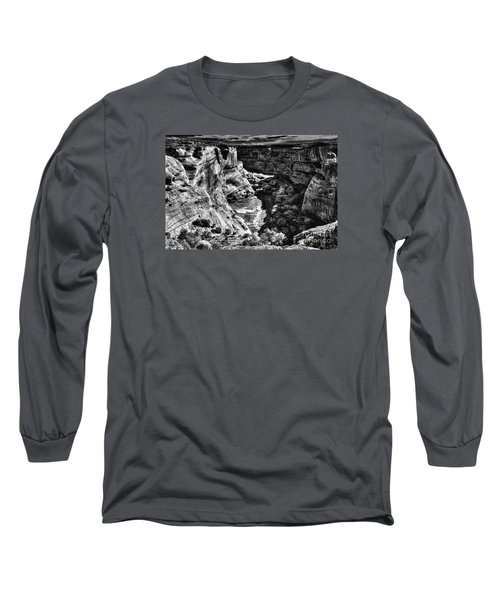 Long Sleeve T-Shirt featuring the digital art Chio Wohya by William Fields