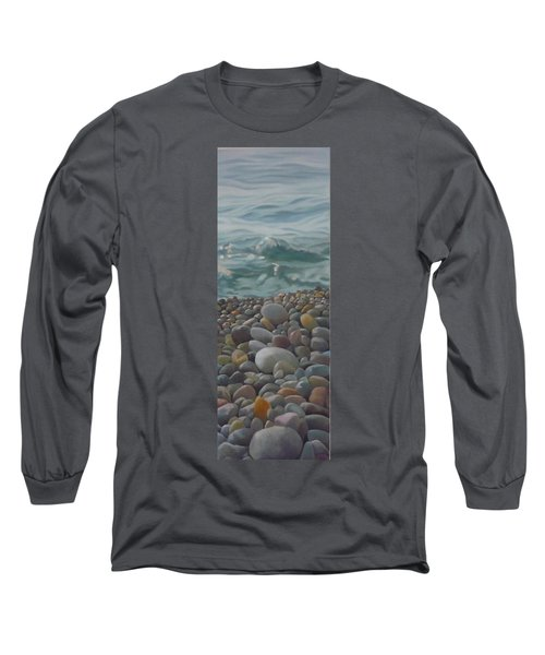 Chios Pebbles Long Sleeve T-Shirt