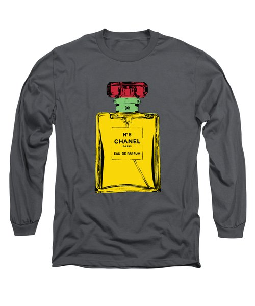 Chnel 2 Long Sleeve T-Shirt by Mark Ashkenazi