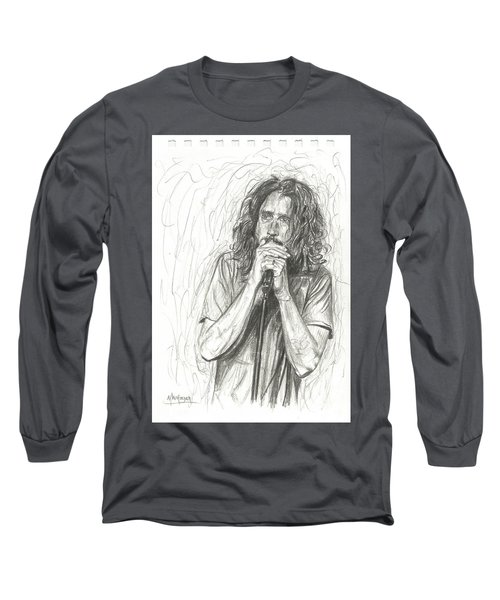 Chris Cornell Long Sleeve T-Shirt
