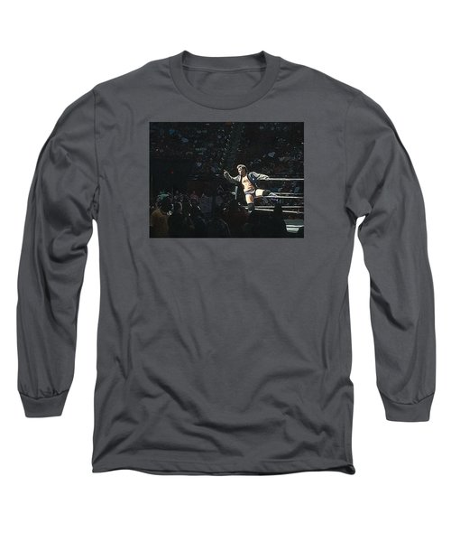 Chris Jericho Y2j Long Sleeve T-Shirt