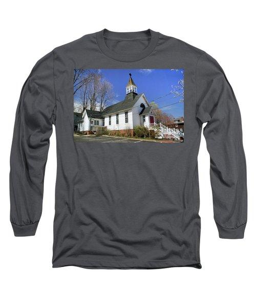 Christ Church Episcopal Of Port Jefferson Long Sleeve T-Shirt