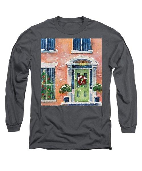 Christmas At The Rectory Long Sleeve T-Shirt