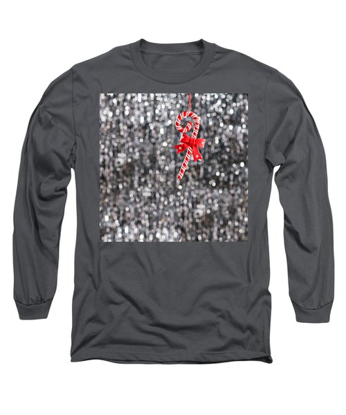 Long Sleeve T-Shirt featuring the photograph Christmas Candy  by Ulrich Schade