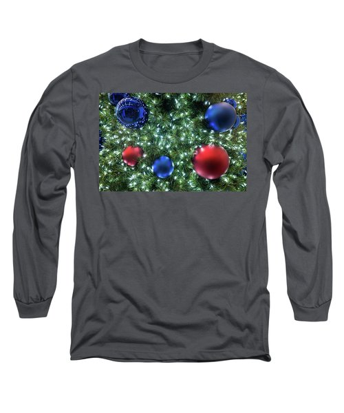 Christmas Display 2 Long Sleeve T-Shirt
