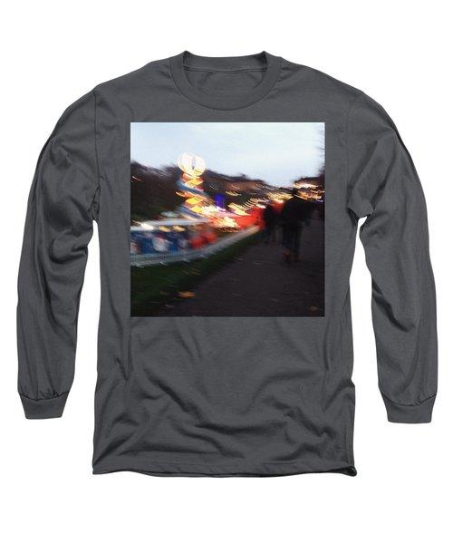 Christmas In Edinburgh Long Sleeve T-Shirt