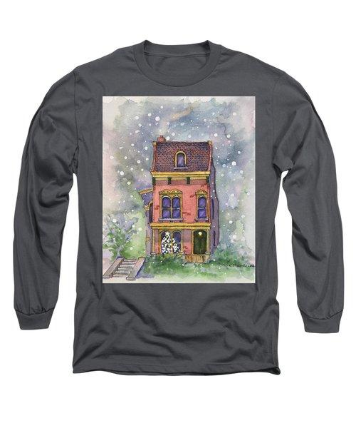 Christmas On North Hill Long Sleeve T-Shirt
