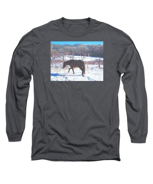 Christmas Roan El Valle I Long Sleeve T-Shirt