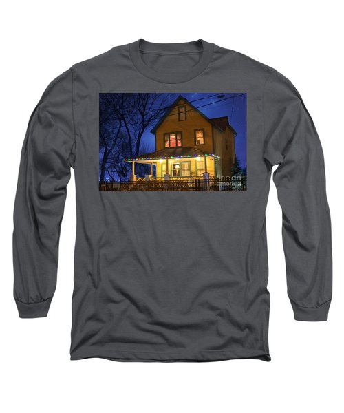 Christmas Story House Long Sleeve T-Shirt