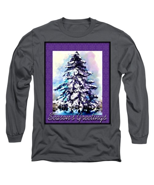 Christmas Tree Long Sleeve T-Shirt