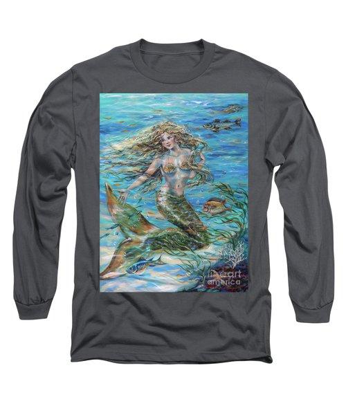 Christophe Siren Long Sleeve T-Shirt