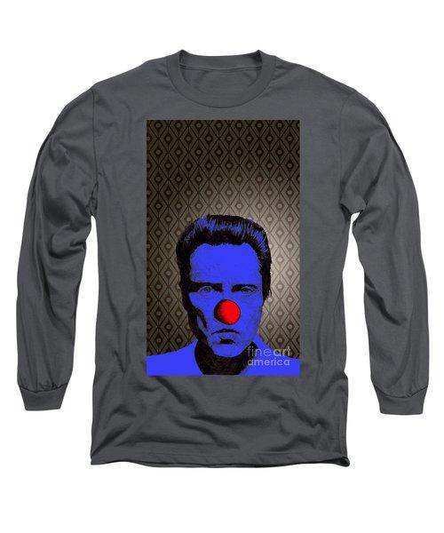 Christopher Walken 1 Long Sleeve T-Shirt
