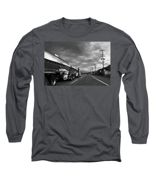 Chrome Tanker Long Sleeve T-Shirt