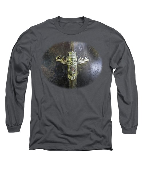 Chrysler Hood Ornament Long Sleeve T-Shirt