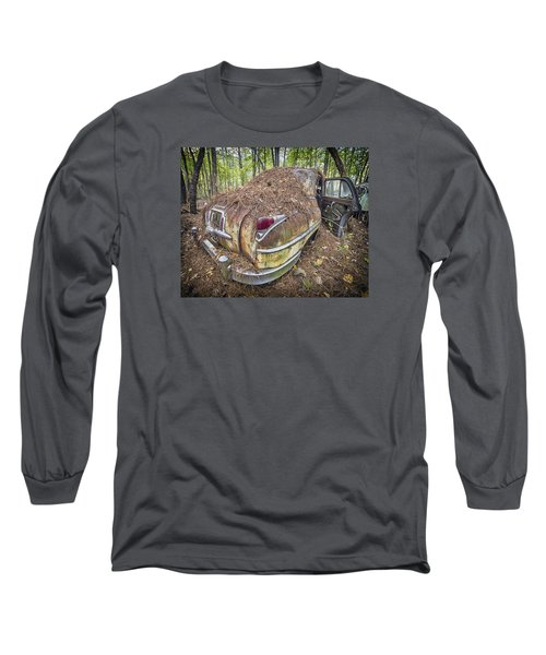 Chrysler In Decay Long Sleeve T-Shirt