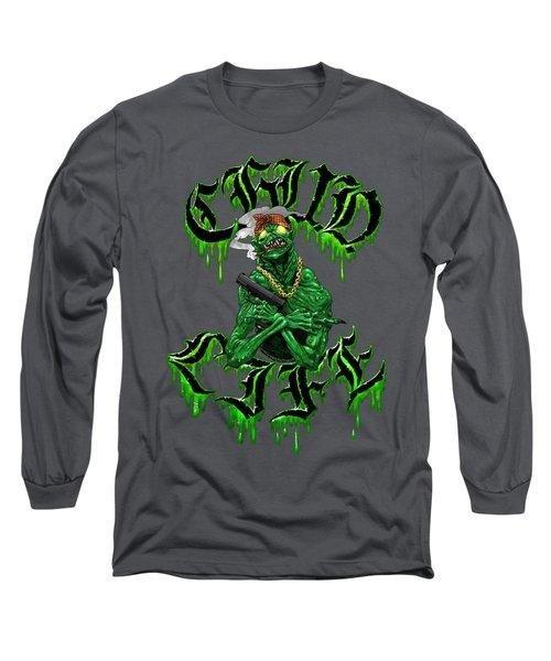 C.h.u.d. Life Long Sleeve T-Shirt by Kelsey Bigelow