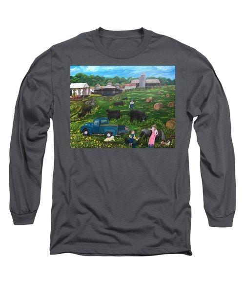 Chumhurst Farm Long Sleeve T-Shirt