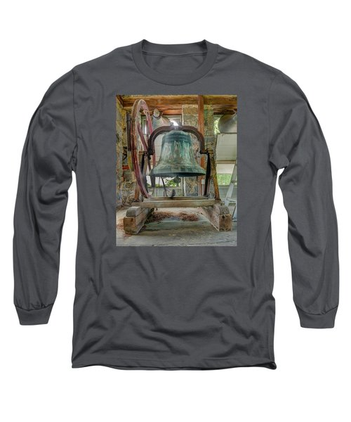 Church Bell 1783 Long Sleeve T-Shirt by Jim Proctor