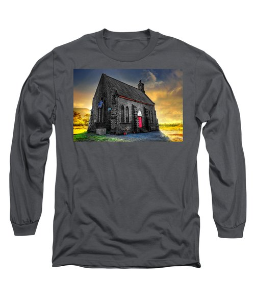 Church Long Sleeve T-Shirt by Charuhas Images