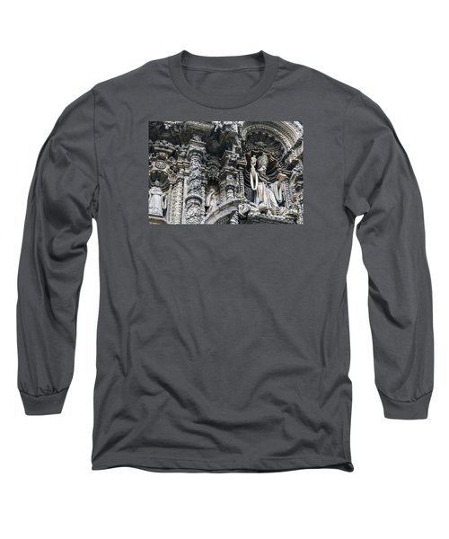 Church In Lima Long Sleeve T-Shirt