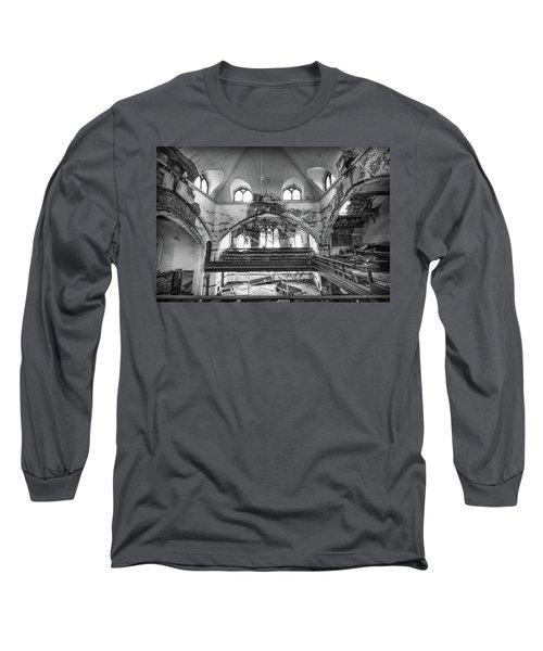 Church Murals Long Sleeve T-Shirt