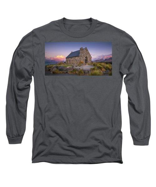 Church Of The Good Shepherd Long Sleeve T-Shirt