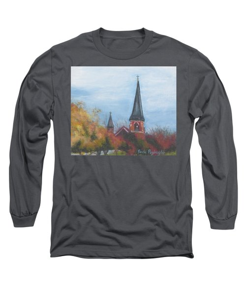 Church Steeple Long Sleeve T-Shirt