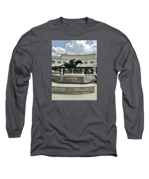 Churchill Downs Barbaro 2 Long Sleeve T-Shirt