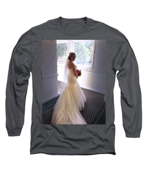 Cindy Sue Gets Married Long Sleeve T-Shirt