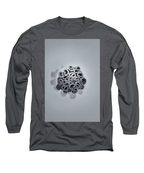 Long Sleeve T-Shirt featuring the photograph Cinnamon Brain by Lora Lee Chapman