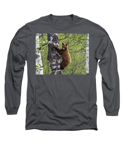Cinnamon Climb Long Sleeve T-Shirt