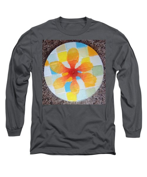 Circle For Daud Long Sleeve T-Shirt