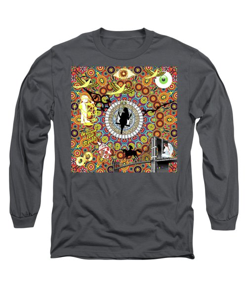 Circles Circles Circles Long Sleeve T-Shirt