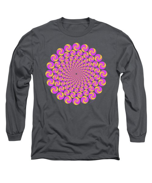 Circles Circus Long Sleeve T-Shirt
