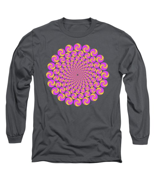 Circles Circus Long Sleeve T-Shirt