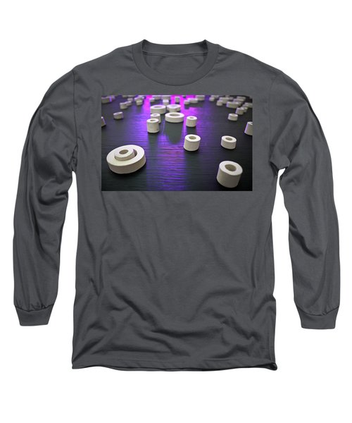 Long Sleeve T-Shirt featuring the photograph Circles Of Inspiration by Bobby Villapando