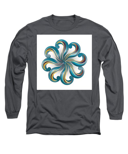 Circulosity No 2919 Long Sleeve T-Shirt