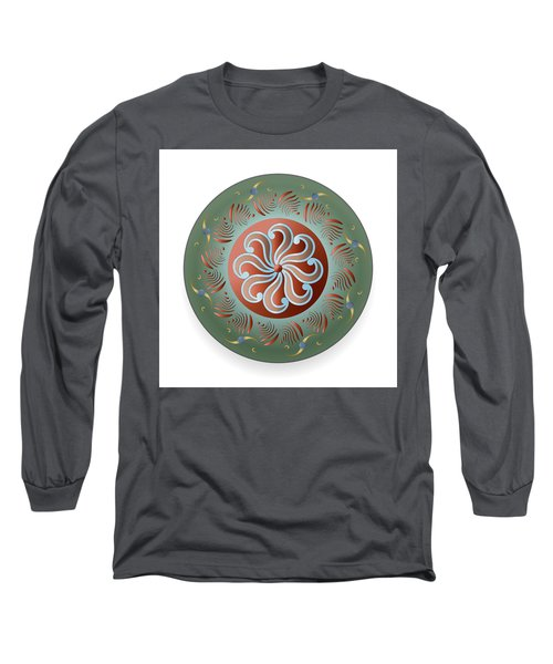 Circulosity No 2921 Long Sleeve T-Shirt