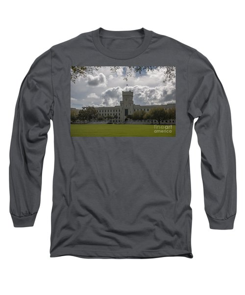 Citadel Military College Long Sleeve T-Shirt