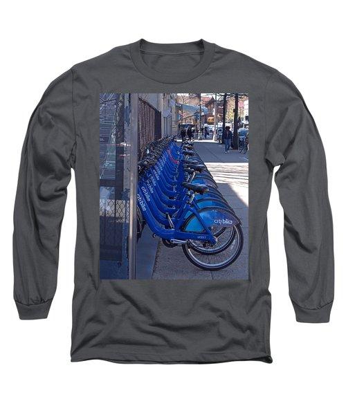 Citibike Long Sleeve T-Shirt