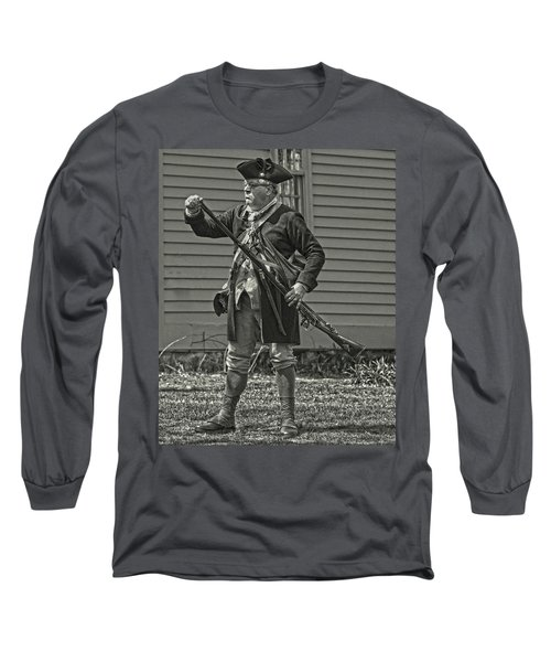 Citizen Soldier Long Sleeve T-Shirt