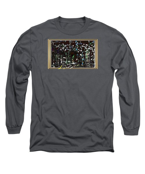 City Life Impression Night Drive Long Sleeve T-Shirt
