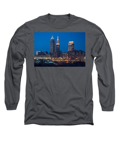 City Lights Long Sleeve T-Shirt