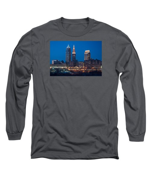 City Lights Long Sleeve T-Shirt