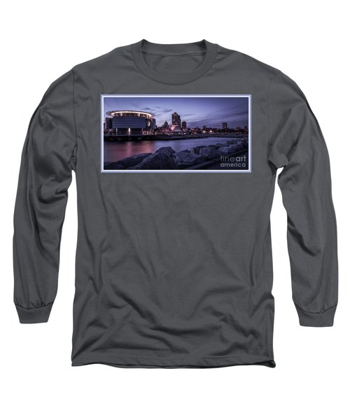 City Limits Long Sleeve T-Shirt by Deborah Klubertanz