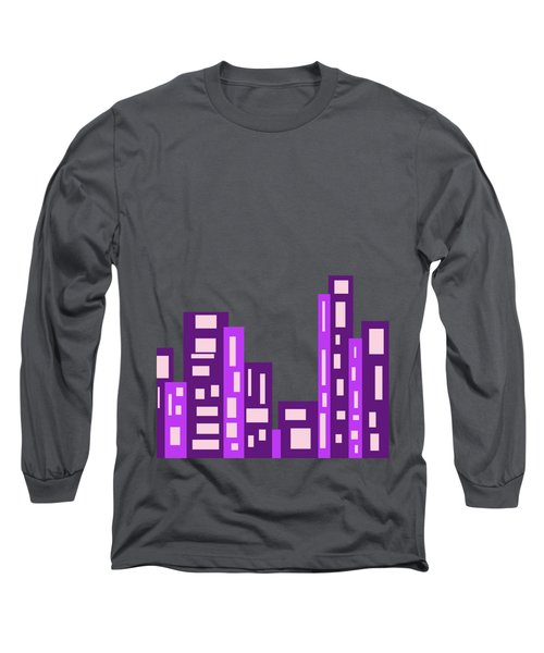 City Night Long Sleeve T-Shirt