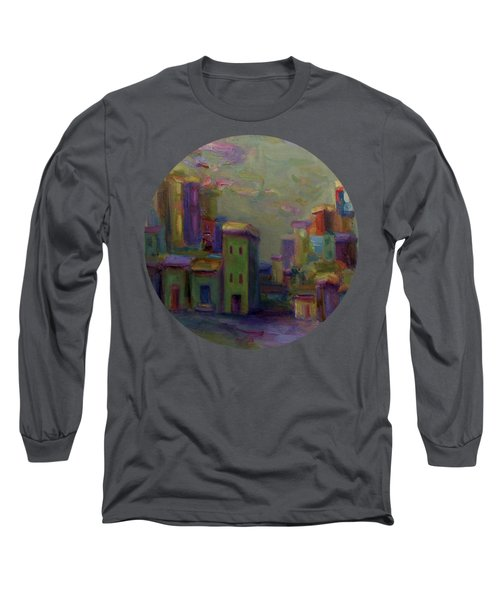 City Of Color And Light Long Sleeve T-Shirt