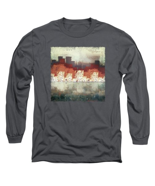 City Rain Long Sleeve T-Shirt