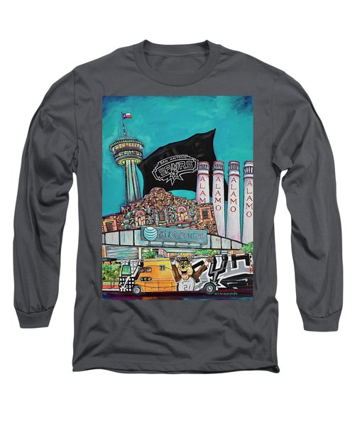 City Spirit Long Sleeve T-Shirt