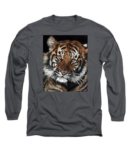 CJ Long Sleeve T-Shirt by Linda Becker